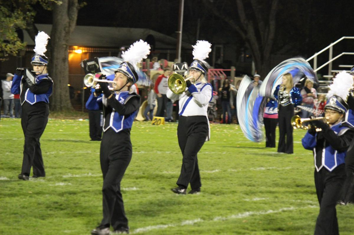 Band Sr. Night